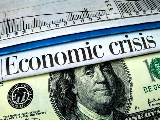 ВВП США рухнул на 2.9% в годовом выражении. Все очень похоже на 2008 год