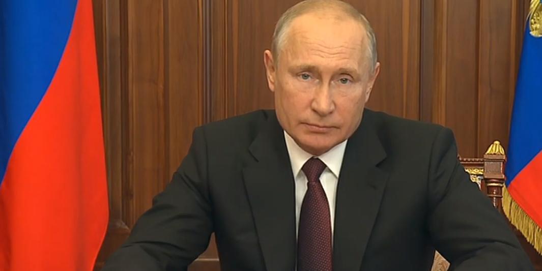 Путин объявил о новой выплате семьям с детьми в июле