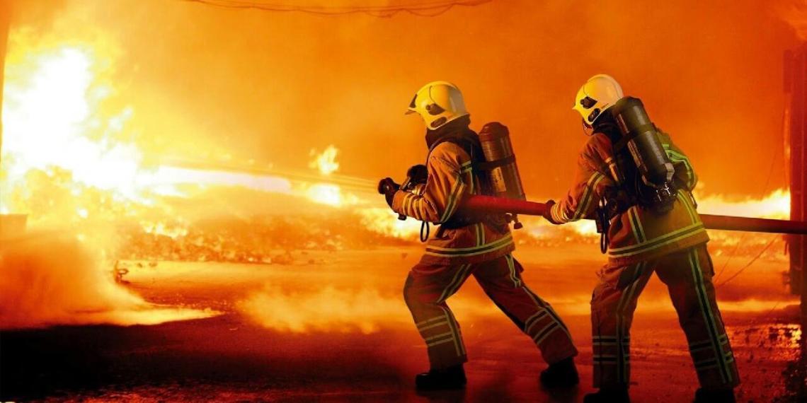 В Забайкалье командир пожарной части объявил голодовку из-за задержки зарплаты