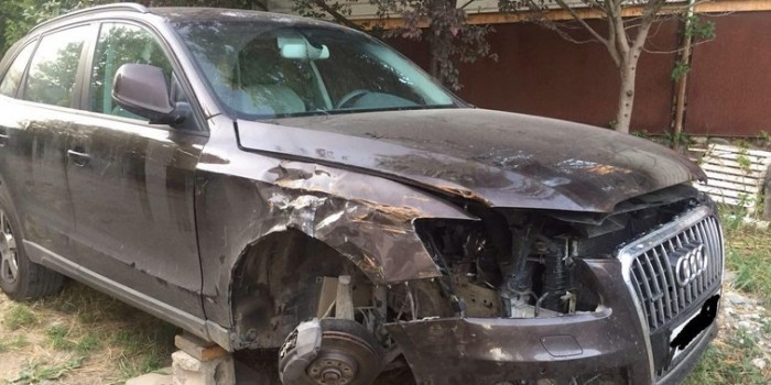 В Абхазии местные жители взяли в заложники двух россиян из-за ДТП
