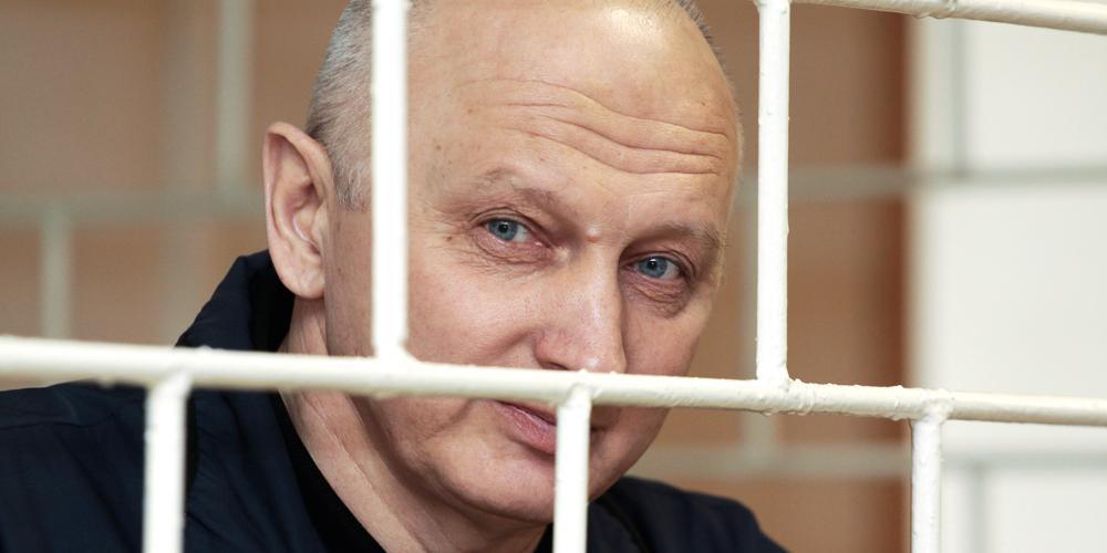 Главарь банды киллеров Татаренков объяснил, почему сдал экс-депутата Анатолия Быкова