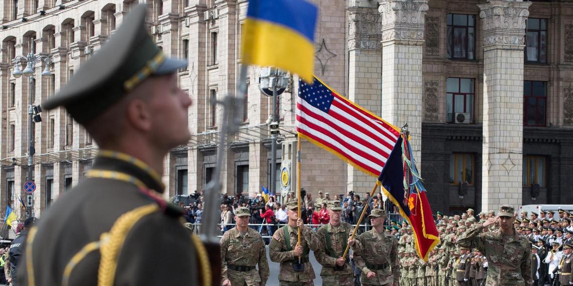 Украина подтвердила приостановку военной помощи от США, несмотря на отрицание Вашингтона