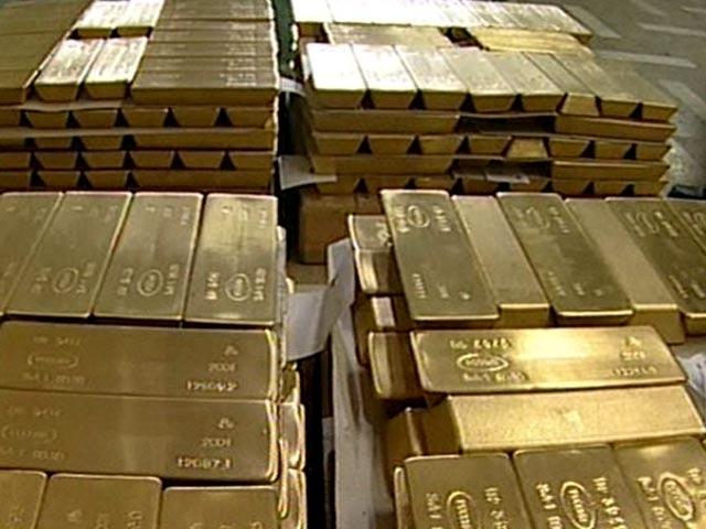 Россия обогнала США по добыче золота