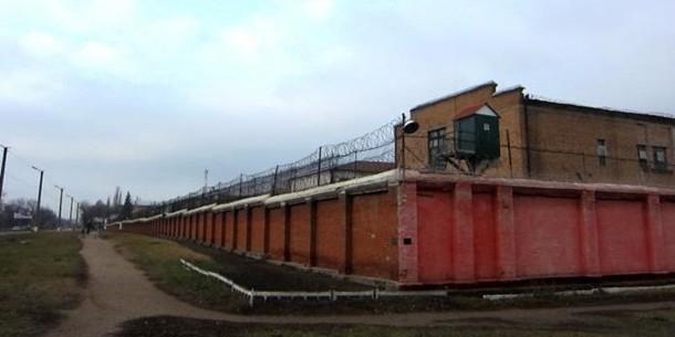 На Украине заключенные захватили колонию