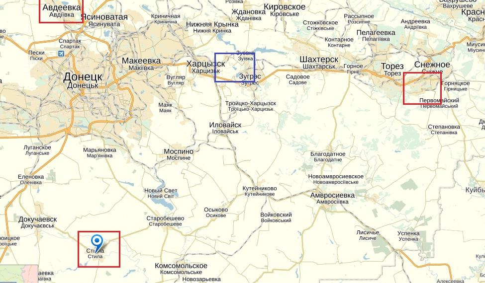 Минобороны России зафиксировало работу украинской РЛС ПВО