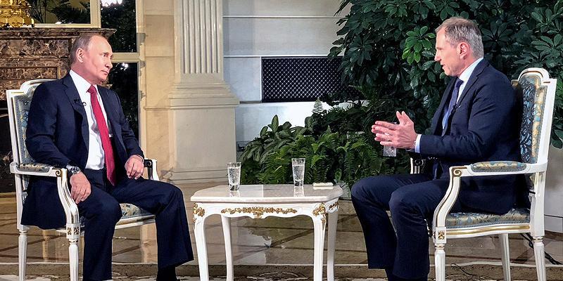 Путин: Россия не вернет Крым Украине ни при каких условиях