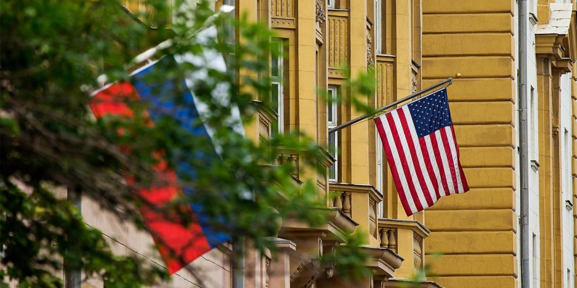 10 сотрудников посольства США в Москве объявлены персонами нон грата