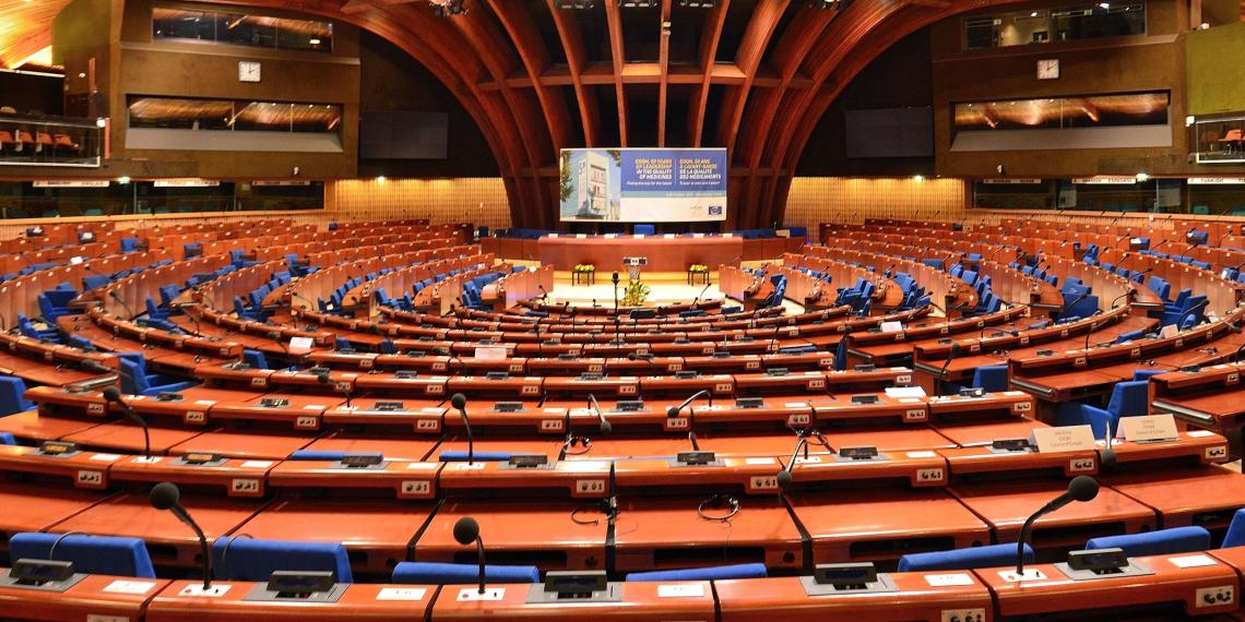 В Киеве нашли €9 млн долга России перед Советом Европы