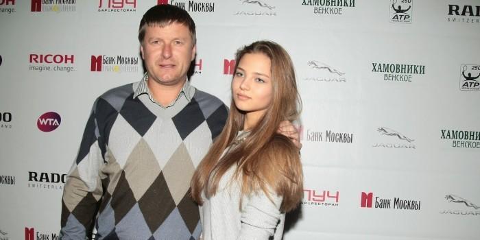 Кафельников готов помириться с дочерью после наркотического скандала