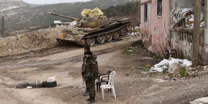 СМИ сообщили о полном контроле сирийской армии над восточным Алеппо