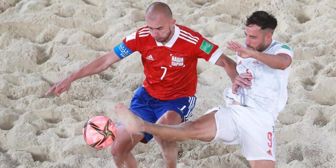 РФС хочет создать аналог Лиги чемпионов в пляжном футболе