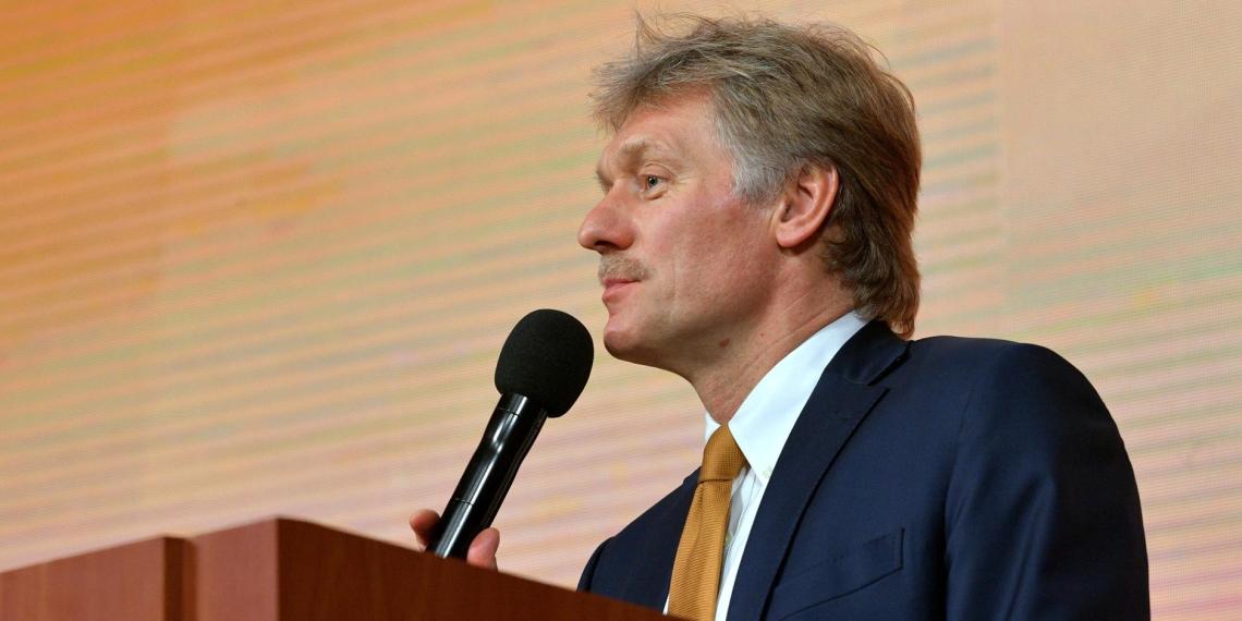В Кремле отреагировали на список преемников Путина от Жириновского