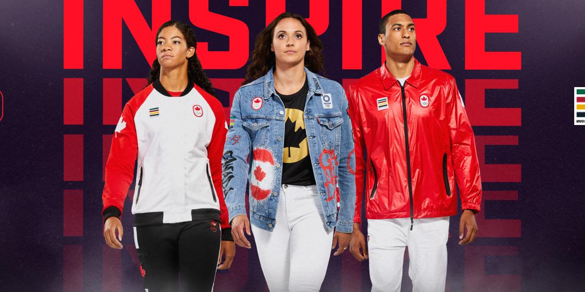 В соцсетях высмеяли форму канадских спортсменов для церемонии закрытия Олимпиады