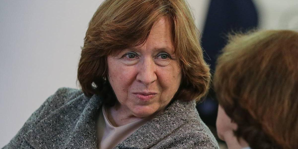 Нобелевский лауреат назвала Белоруссию страной полицаев