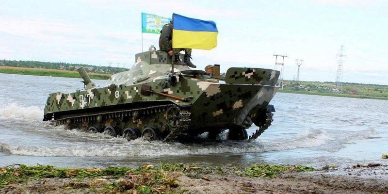Три украинских солдата утонули на совместных учениях с инструкторами НАТО