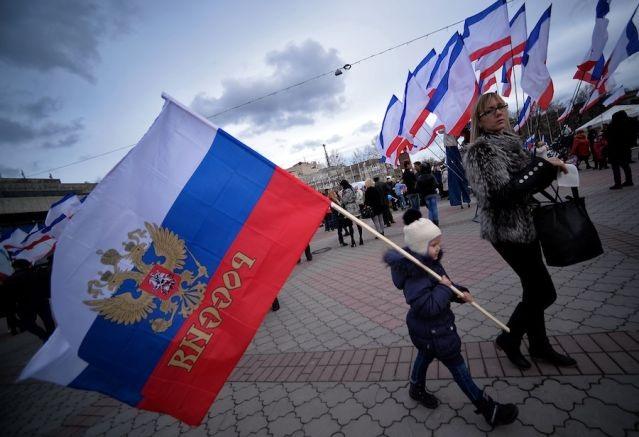 Признать присоединение Крыма готовы 38% граждан Германии