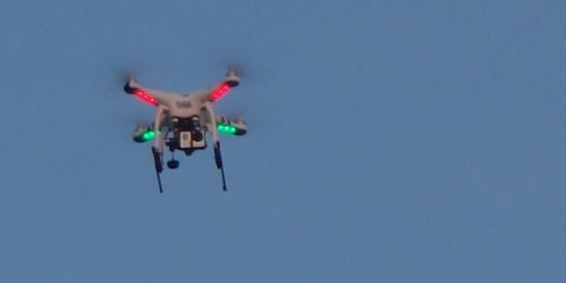 В США бригадиров на стройке заменили дроны