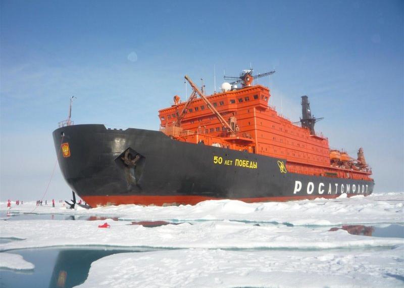 Схватка за Арктику: ледокольное превосходство России