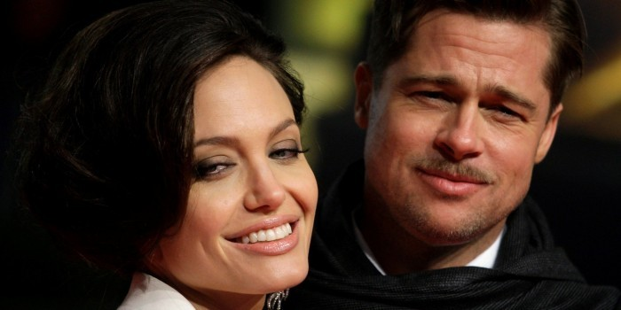 Самый звездный развод года: Анджелина Джоли и Брэд Питт решили расстаться