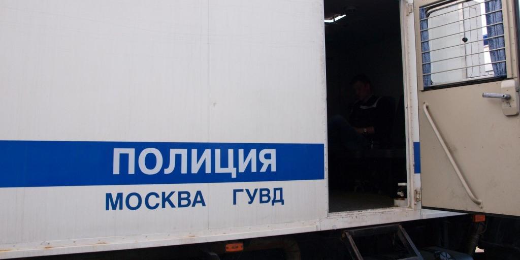 В Москве из полиции отпустили всех задержанных на акции несовершеннолетних