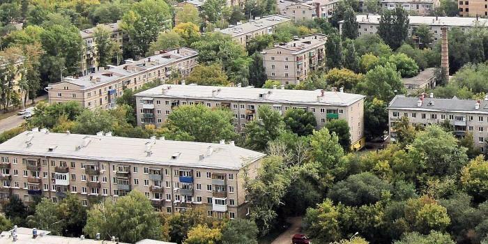 Опубликован список московских пятиэтажек под снос