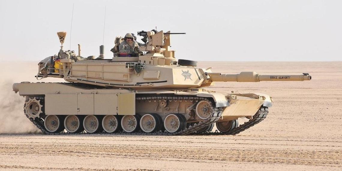 Польша разместит 250 американских танков Abrams на границе с Белоруссией