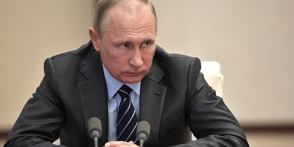 Путин назвал историческим событием уничтожение химических боеприпасов в России