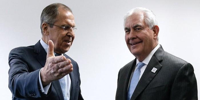 Лавров ответил на слова Тиллерсона о тревоге из-за сотрудничества России и Турции